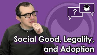 Bitcoin Q&A: Social good, legality, and adoption
