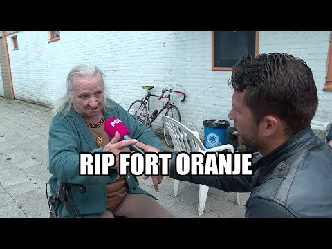 Fort Oranje moet sluiten