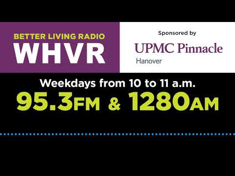 Better Living Radio | Tobacco Cessation | Adam Bennett and Pam Miller | WHVR, Hanover PA