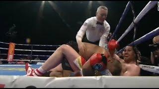 David Price vs Kash Ali Fight Bite Highlights
