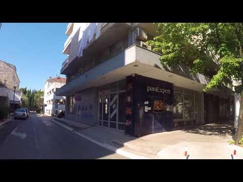 Montenegro Podgorica City center, Gopro / Monténégro Pogdorica Centre ville, Gopro