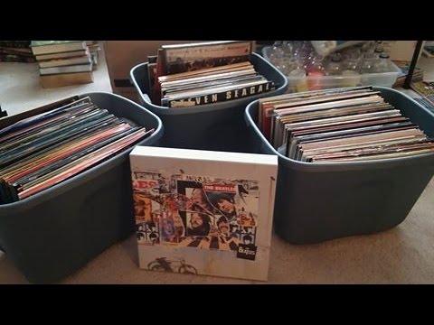 LaserDisc  Mega Haul!!! 121 LaserDiscs!