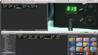 Видео 4. iMovie 11: Улучшение видео(Первым делом я начинаю с переходов между частями клипа. С помощью переходов можно сгладить переходы и прида..., 2013-06-03T21:09:52.000Z)