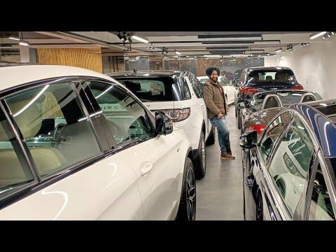 Luxury used cars Delhi || Progressive auto sports || Volvo ,