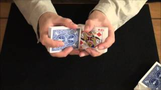 card magic; Missing Triumph (for maniac)