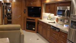 2014 Berkshire 400QL Diesel Pusher Review
