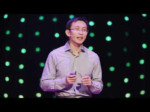 "teaching computers to solve skeletal jigsaw puzzles | xin ""shane"" li | tedxlsu"