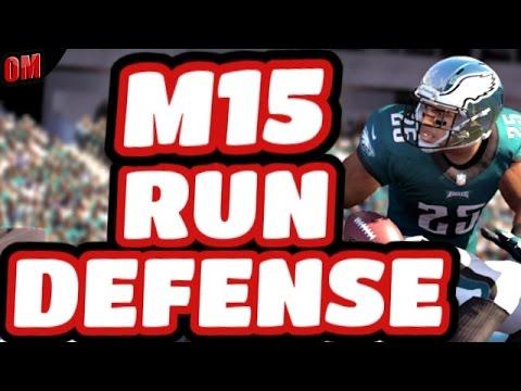 Madden 15 Next Gen Run Defense Tips | Madden 15 Next Gen How to Stop The Run Tips