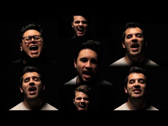 Roar (a cappella cover) - Andy Lange, Chester See, Andrew Garcia, Josh Golden Travel Video