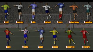 World Cup 2014 Full Gameplay Walkthrough
