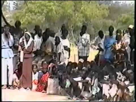 Dr. John Garang Speech about CPA in Abyei part one Section 2