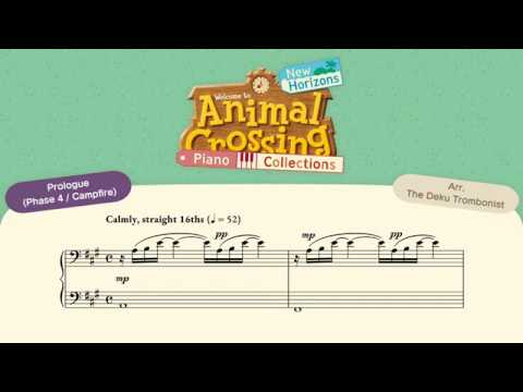 Prologue Phase 4 Campfire Animal Crossing New Horizons