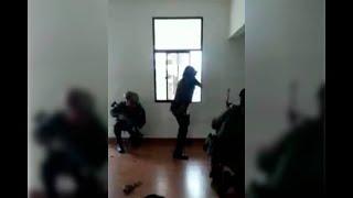 ELN atacó estación de Policía en San Calixto, Norte de Santander