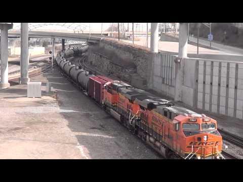 Railfanning 2/22/14 - West Bottoms