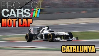 Project CARS PC Gameplay - Hot Lap - Formula A - Catalunya GP Circuit