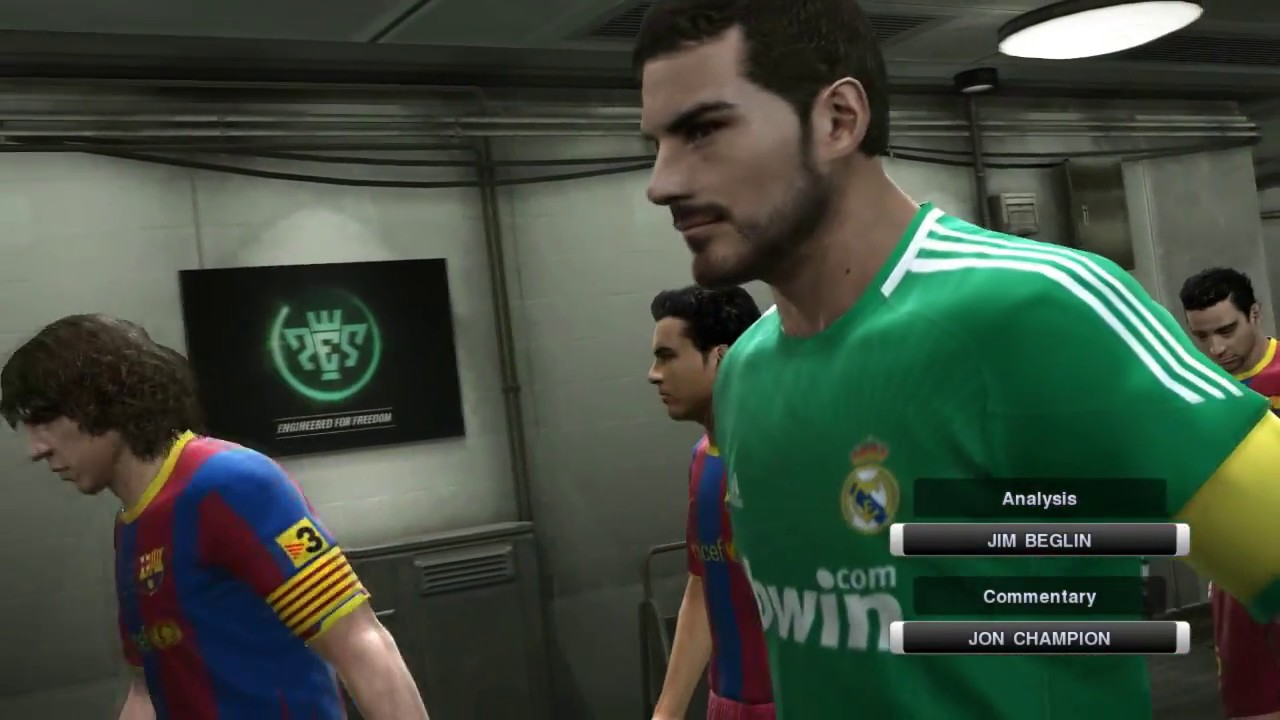 El Clasico Patch Pes 2011 Pc