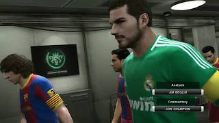 Pro Evolution Soccer 2011: Gameplay PC(HD)