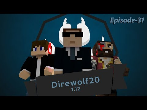 Direwolf20 1.12 Episode 31: Draconic Evolution Fusion Crafting Automation