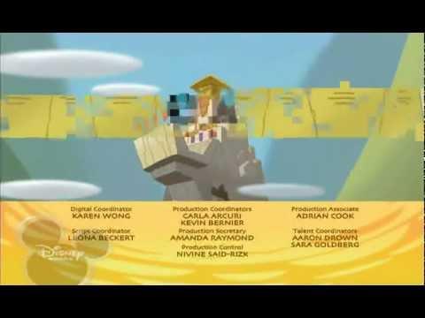 Disney Channel Russia Continuity 23.01.13