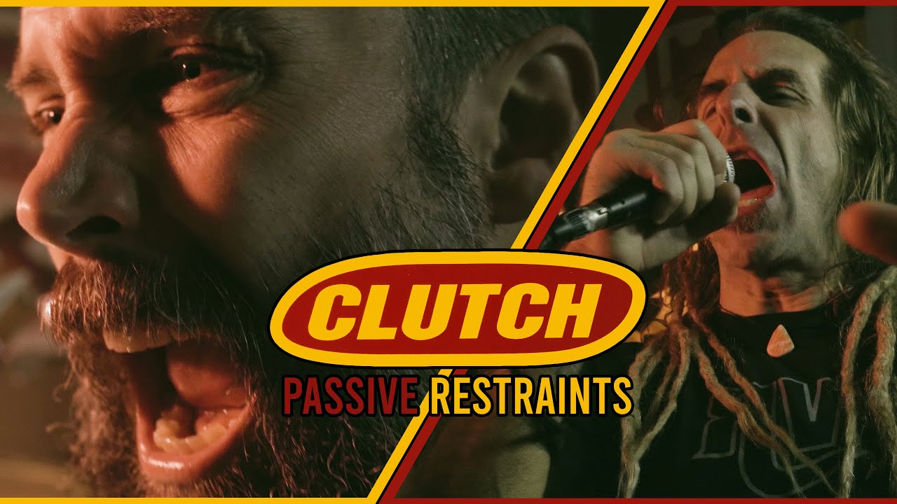 CLUTCH = passive restraints
