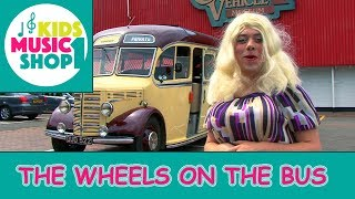 Download Wheels on the Bus MP3 song and Music Video