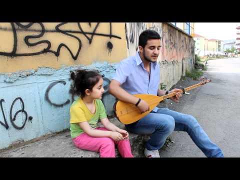 Eren Cem Gül & Beren Naz Gül - Abi kardeş düet - Öyle küskün bakma yar.