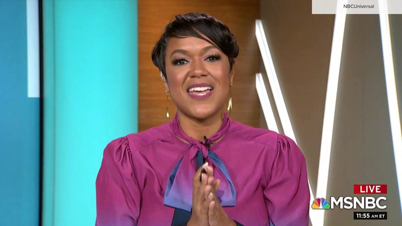 MSNBC 'The Cross Connection' debut supercut