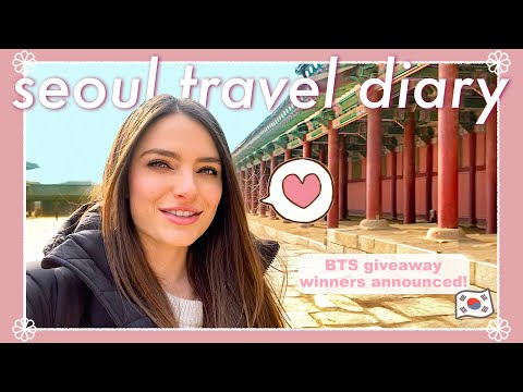 KOREA VLOG: Cafes, Kpop, And Exploring Seoul