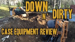 Case Excavator -Heavy Equipment Review