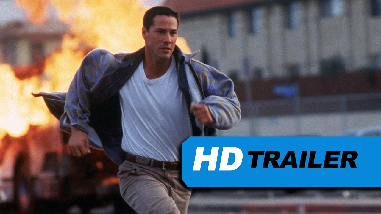 Speed (1994) Trailer [HD]