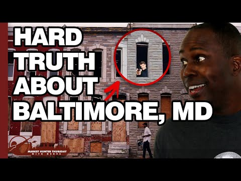 What NO ONE Is Telling You! SHOCKING Truth About Baltimore Real Estate Market | Baltimore Investing