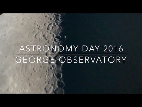 Astronomy Day 2016