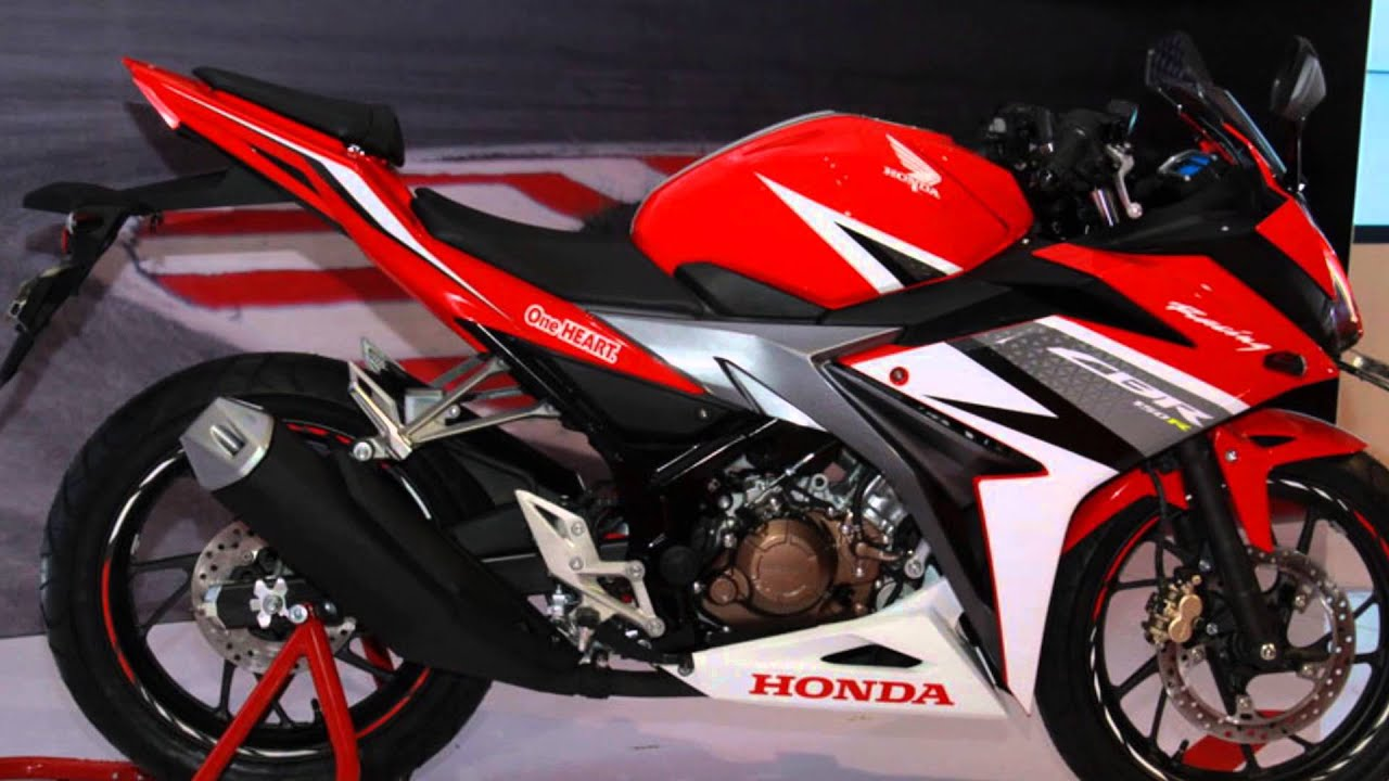 All New Honda Cbr 150r 2016 Major Facelift Youtube