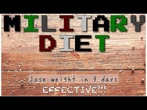 TRYING 3-DAY MILITARY DIET | PINOY STYLE | EFFECTIVE BA?
