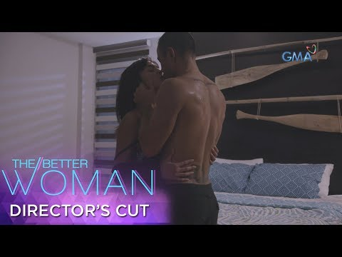 The Better Woman: The Hottest Kissing Scenes on TV (DIRECTOR'S CUT)