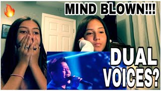 """Marcelito Pomoy """"FIRST TIME REACTION"""" 🔥BEAUTY AND THE BEAST **WOW**"""