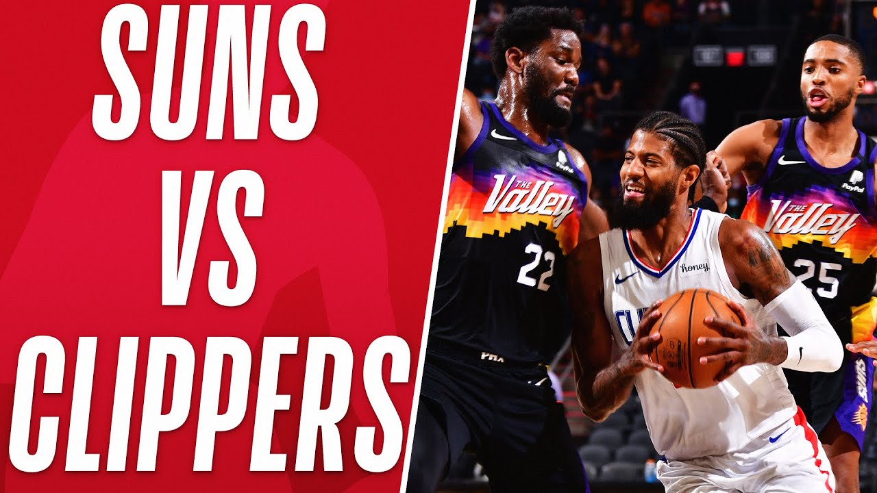 The Best Moments From Sun vs Clippers Season Series! 📺