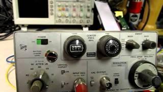#22: Spectrum Analyzer Basics / Tutorial, and the Tektronix 1401A