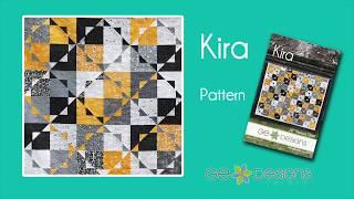 KIRA - Quilt Pattern