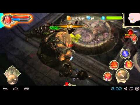 Dungeon Hunter 4 - Blood Match