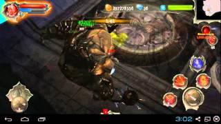 Dungeon Hunter 4 - Blood Match