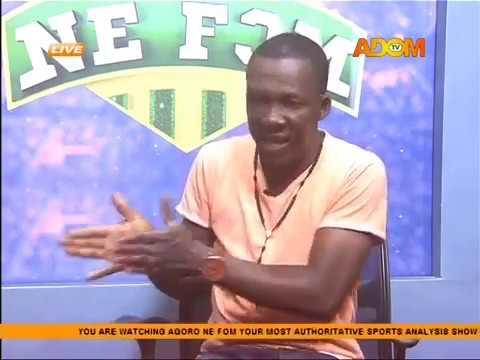 Football Matters - Agoro Ne Fom on Adom TV (11-8-18)