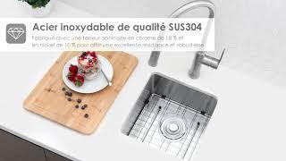 Série Styluxe | Éviers de cuisine | Stylish