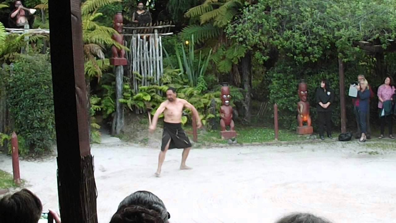 Maori Greeting New Zealand: New Zealand Maori Greeting