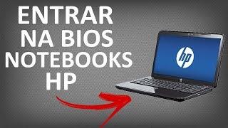 Como Entrar na BIOS/SETUP de Notebook HP (E mais dicas Bônus)