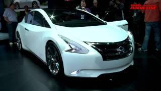 Nissan Ellure Concept 2010 Videos
