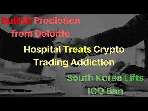 Crypto News - South Korea lifts ICO ban!? BTC in Russia, Blockchain Predictions by Deloitte