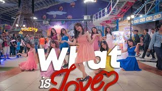 """[KPOP IN PUBLIC CHALLENGE] TWICE(트와이스) _ """"What is Love?"""" Dance Cover by Tricky Wickey from Indonesia"""
