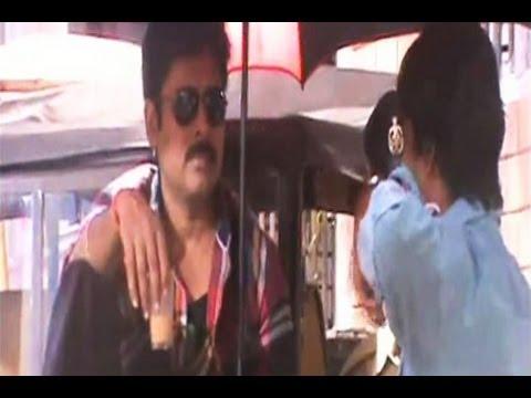 Ram Charan At Gabbar Singh Shooting Spot - 02