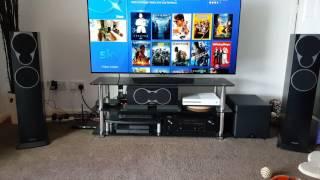 """LG B6 OLED 55"""" TV HONEST REVIEW - LG OLED55B6V"""